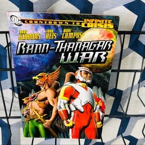 5 for $25| Rann-Thanagar War Countdown to Crisis